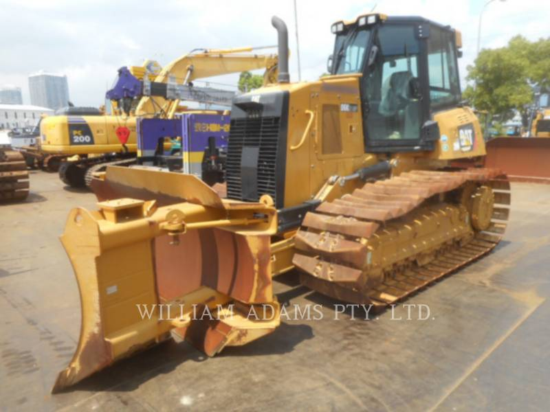 CATERPILLAR TRACTORES DE CADENAS D6K LGP equipment  photo 2