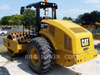 CATERPILLAR VIBRATORY DOUBLE DRUM ASPHALT CP54B equipment  photo 3