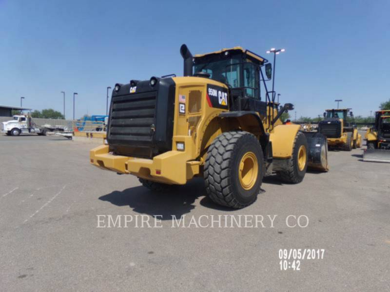 CATERPILLAR WHEEL LOADERS/INTEGRATED TOOLCARRIERS 950M FC equipment  photo 2