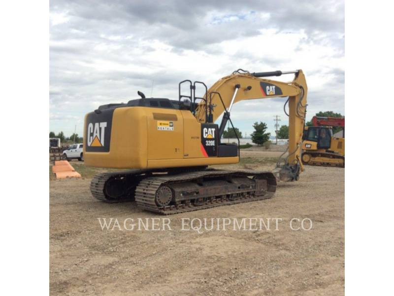 CATERPILLAR トラック油圧ショベル 320EL HMR equipment  photo 4