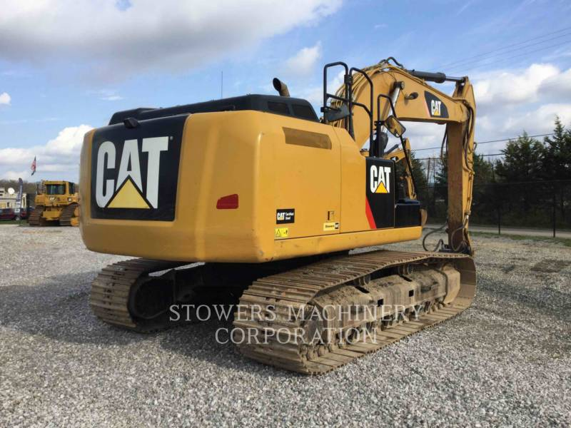 CATERPILLAR トラック油圧ショベル 329EL HAM equipment  photo 4