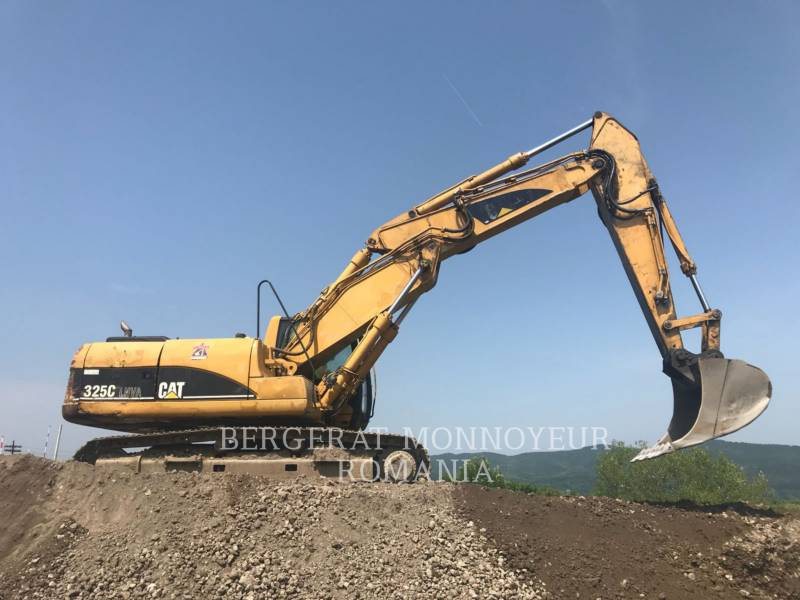 CATERPILLAR KETTEN-HYDRAULIKBAGGER 325CLN equipment  photo 1