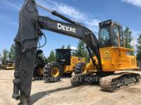 Equipment photo JOHN DEERE 250G LC HOLZLADER 1