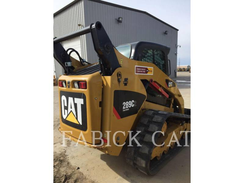 CATERPILLAR CARGADORES MULTITERRENO 289C2C3TL2 equipment  photo 4