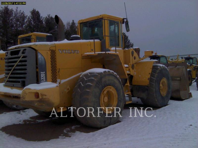 VOLVO CONSTRUCTION EQUIPMENT WHEEL LOADERS/INTEGRATED TOOLCARRIERS L220E equipment  photo 2