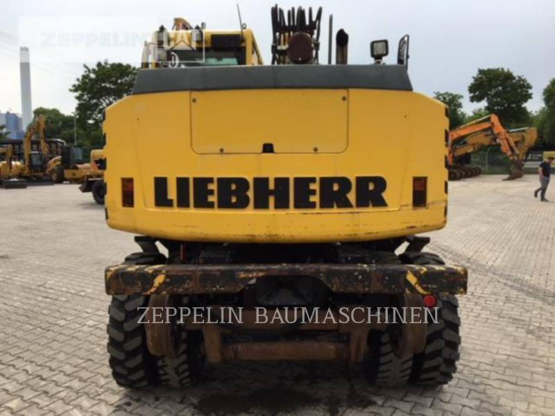 LIEBHERR WHEEL EXCAVATORS A900C ZW L equipment  photo 6