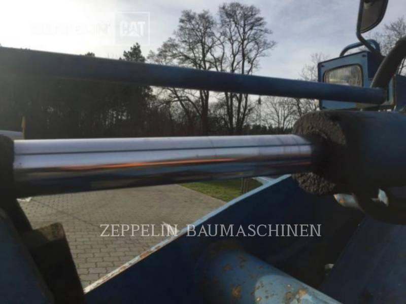 HANOMAG (KOMATSU) ŁADOWARKI KOŁOWE/ZINTEGROWANE NOŚNIKI NARZĘDZI 22C equipment  photo 9