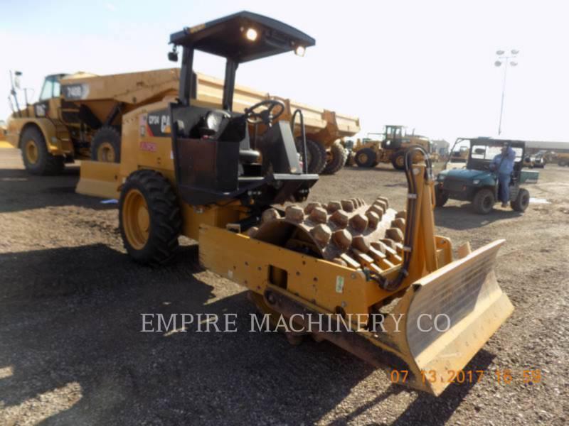 CATERPILLAR EINZELVIBRATIONSWALZE, BANDAGE CP34 equipment  photo 1