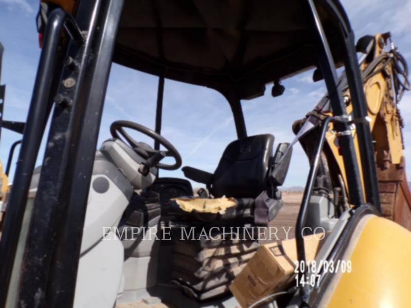 CATERPILLAR BAGGERLADER 420F equipment  photo 3