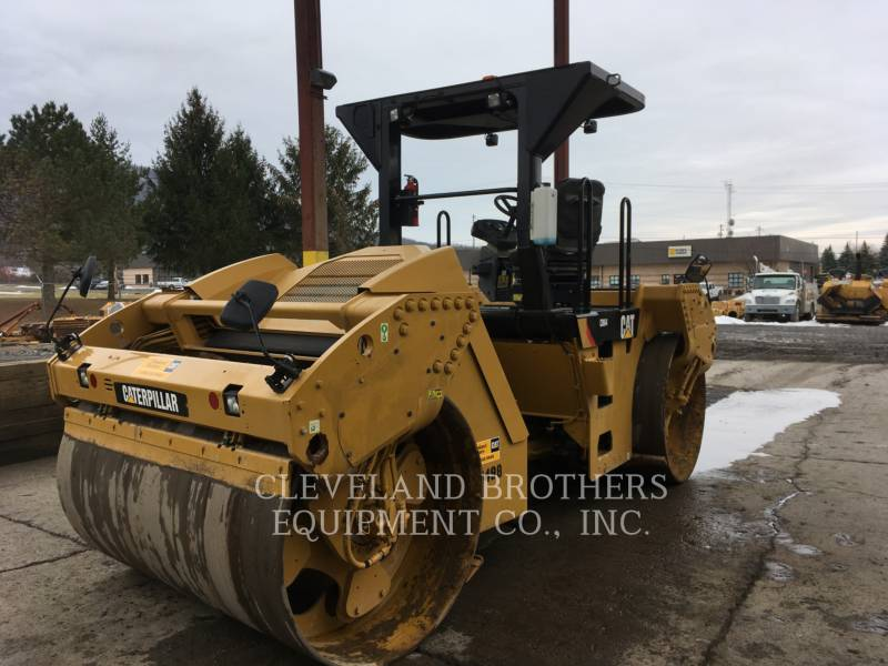 CATERPILLAR VERDICHTER CB64 equipment  photo 3