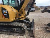 CATERPILLAR EXCAVADORAS DE CADENAS 308E2 TH equipment  photo 6