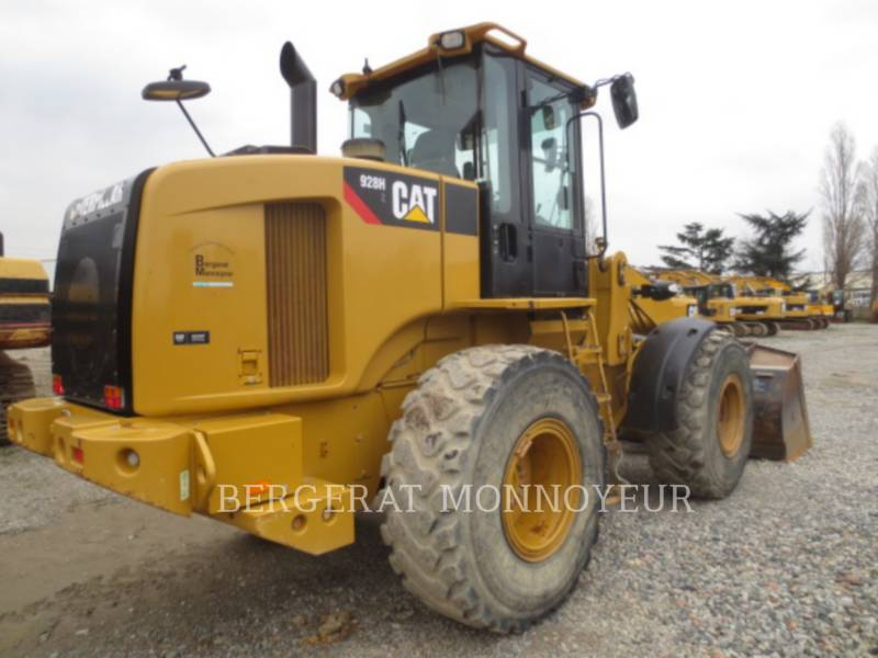 CATERPILLAR RADLADER/INDUSTRIE-RADLADER 928HZ equipment  photo 4