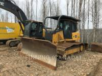Equipment photo JOHN DEERE 750 J TRACTOARE CU ŞENILE 1