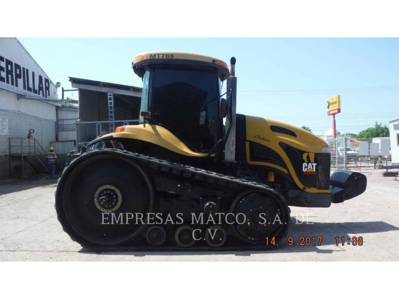 AGCO-CHALLENGER TRACTOARE AGRICOLE MT765 equipment  photo 4