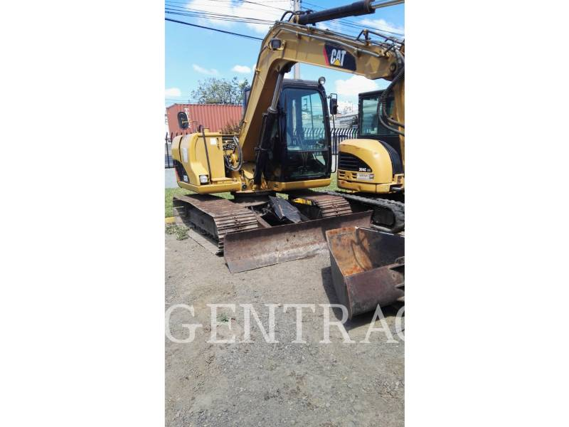 CATERPILLAR TRACK EXCAVATORS 307D equipment  photo 2