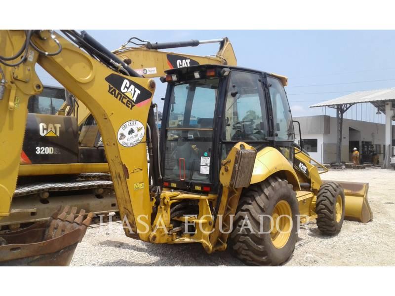 CATERPILLAR RETROEXCAVADORAS CARGADORAS 420EST equipment  photo 2