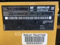 CATERPILLAR TRACK EXCAVATORS 326FL equipment  photo 20
