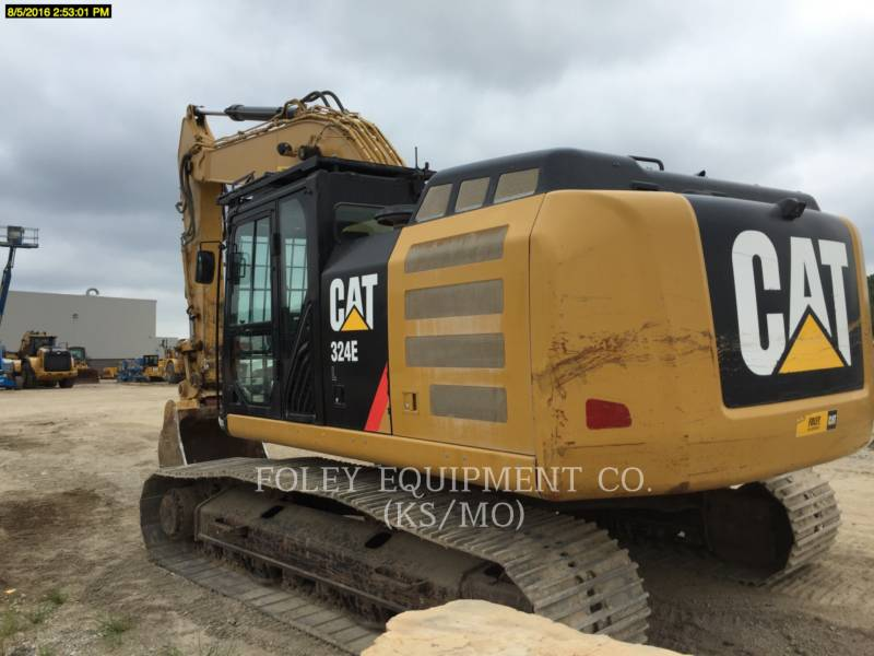CATERPILLAR TRACK EXCAVATORS 324EL9MP equipment  photo 3