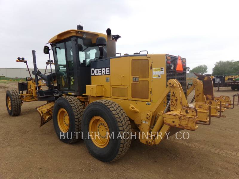 DEERE & CO. MOTONIVELADORAS 772D equipment  photo 3