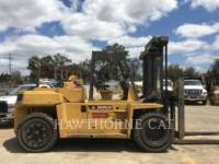 CATERPILLAR MONTACARGAS DP150 equipment  photo 2
