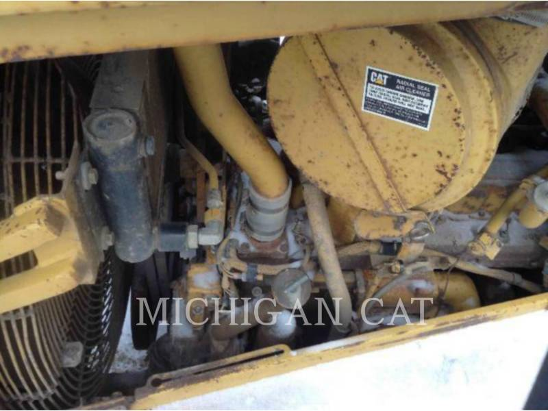 Caterpillar TRACTOARE CU ŞENILE D6H equipment  photo 7