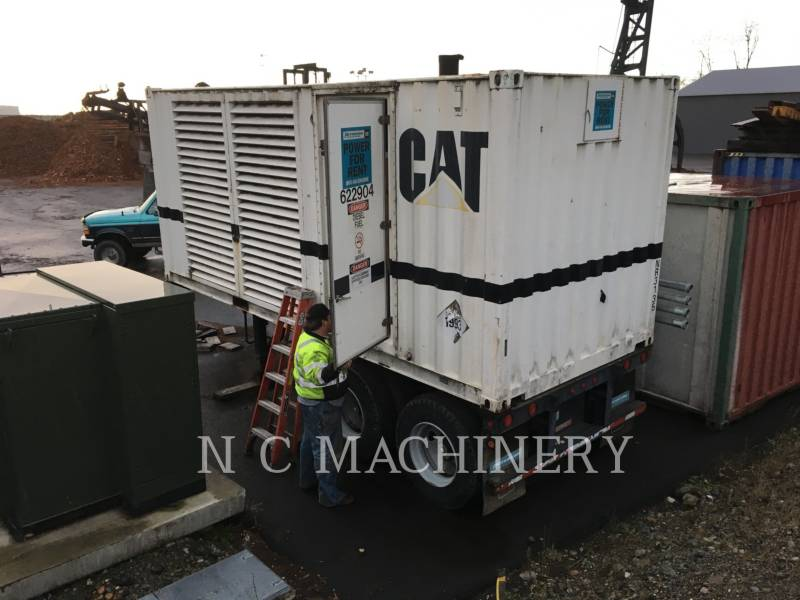 CATERPILLAR MOBILE GENERATOR SETS SR4 equipment  photo 1