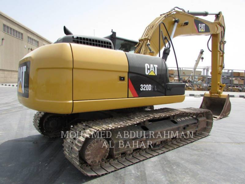 CATERPILLAR トラック油圧ショベル 320D2L equipment  photo 5
