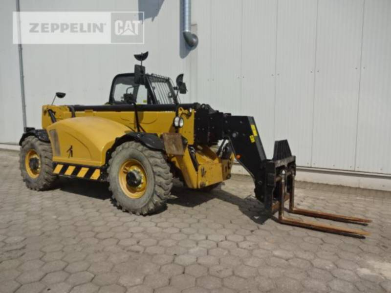 CATERPILLAR TELEHANDLER TH417C equipment  photo 3