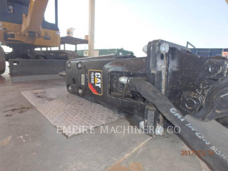 CATERPILLAR HERRAMIENTA DE TRABAJO - MARTILLO H45E 301 equipment  photo 3