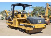 Equipment photo CATERPILLAR CB-534C VIBRATORY DOUBLE DRUM ASPHALT 1