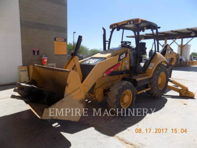 CATERPILLAR TERNE 420FST equipment  photo 4