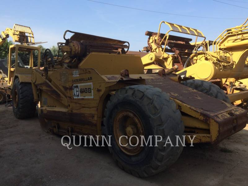 CATERPILLAR WHEEL TRACTOR SCRAPERS 613B equipment  photo 3