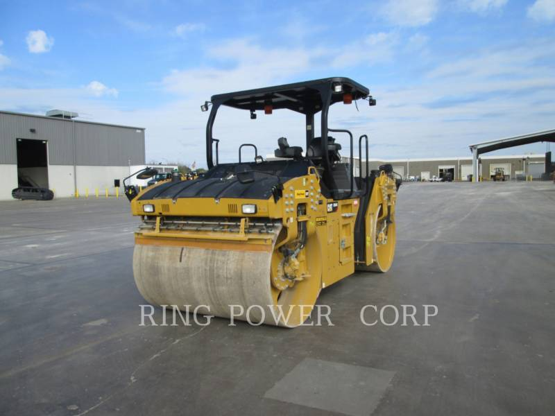 CATERPILLAR VIBRATORY DOUBLE DRUM ASPHALT CB64B equipment  photo 1