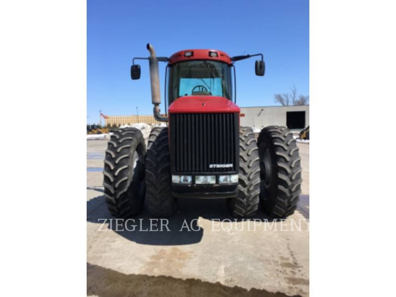 CASE/NEW HOLLAND AG TRACTORS STX325 equipment  photo 2