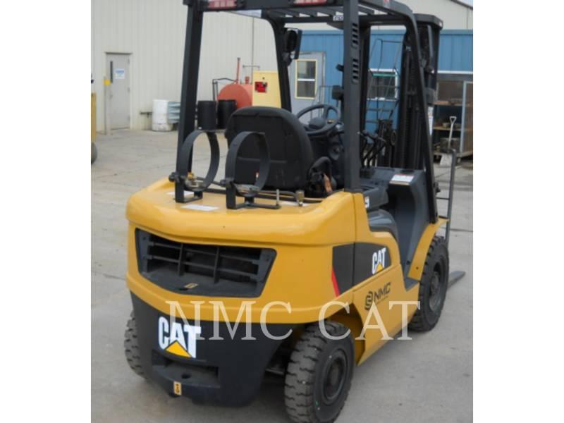 CATERPILLAR LIFT TRUCKS FORKLIFTS 2P50004_MC equipment  photo 2