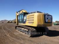 CATERPILLAR KETTEN-HYDRAULIKBAGGER 336EL HYB equipment  photo 3