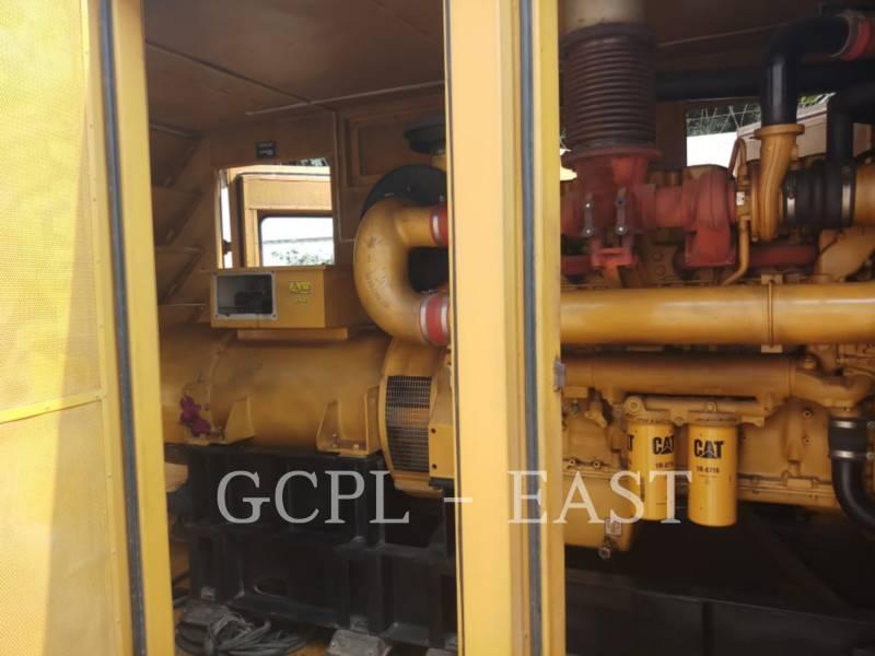 CATERPILLAR STATIONARY - DIESEL 500 KVA equipment  photo 4