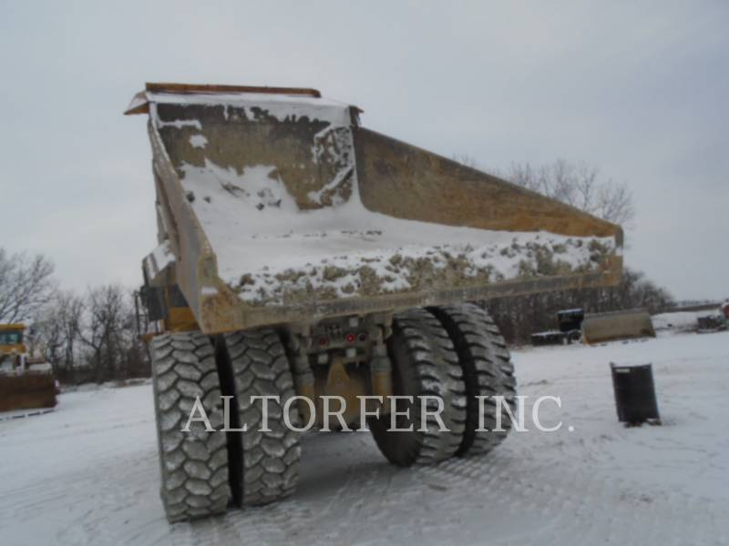 CATERPILLAR ARTICULATED TRUCKS 773B equipment  photo 6