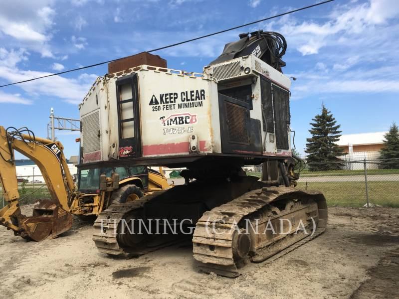 TIMBCO LOG LOADERS T475E equipment  photo 3