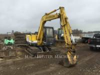 KOBELCO / KOBE STEEL LTD TRACK EXCAVATORS SK60 equipment  photo 2
