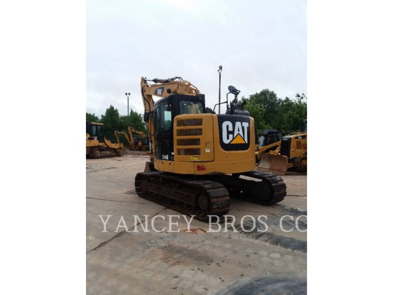 CATERPILLAR TRACK EXCAVATORS 314 W-THMB equipment  photo 3