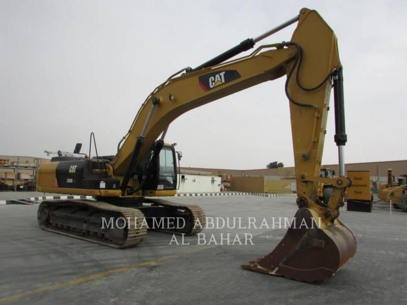 CATERPILLAR PELLES SUR CHAINES 336 D2 L REACH equipment  photo 7