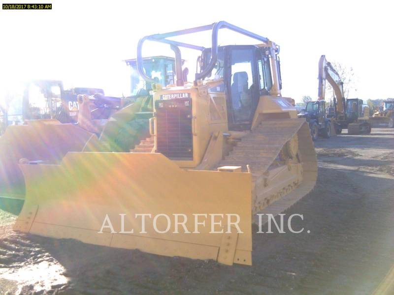 CATERPILLAR TRATORES DE ESTEIRAS D6N LGP equipment  photo 4