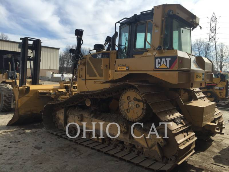 CATERPILLAR TRACK TYPE TRACTORS D6T LGP VP equipment  photo 4