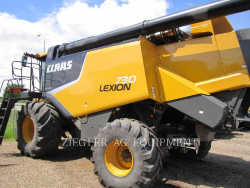 LEXION COMBINE COMBINADOS 730 equipment  photo 7