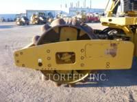 CATERPILLAR VIBRATORY SINGLE DRUM SMOOTH CP563E equipment  photo 5
