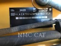 CATERPILLAR スキッド・ステア・ローダ 242D equipment  photo 6