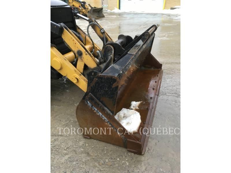 CATERPILLAR BAGGERLADER 420EIT equipment  photo 7