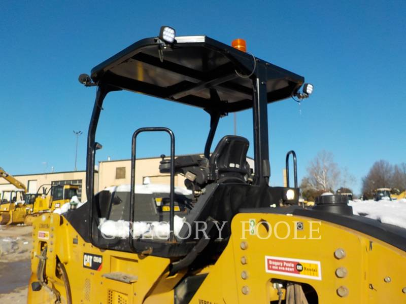 CATERPILLAR COMPACTEURS TANDEMS VIBRANTS CB-54 equipment  photo 10