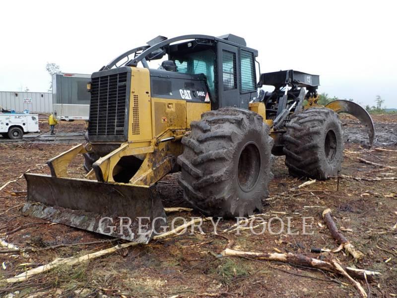 CATERPILLAR FORESTAL - ARRASTRADOR DE TRONCOS 545C equipment  photo 1